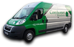 Cosyhomes windows company van